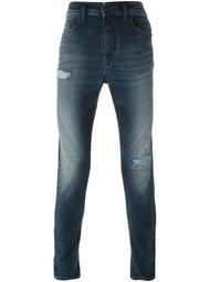 джинсы кроя скинни  'Spender'  Diesel