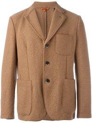 пиджак с прямоугольными лацканами Barena