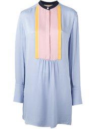 блузка с плиссировкой Roksanda