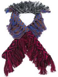 шарф с бахромой Etro