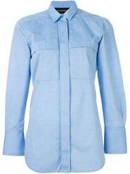 рубашка с нагрудными карманами By Malene Birger