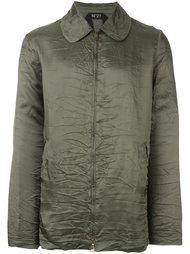 пиджак с застежкой-молнией Nº21