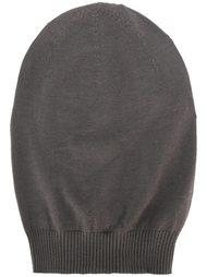 мешковатая шапка Rick Owens