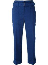 укороченные брюки с поясом 3.1 Phillip Lim