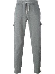 спортивные брюки с карманами сбоку Eleventy