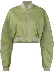 укороченная куртка-бомбер  Rosie Assoulin