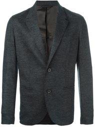 пиджак с контрастной панелью на спине Lanvin