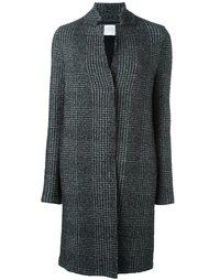 пальто в клетку  Harris Wharf London