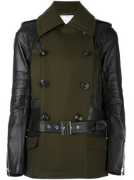 стеганая куртка  Sacai
