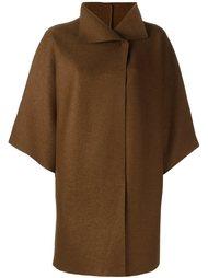 пальто с расклешенными рукавами  Harris Wharf London