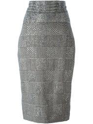 юбка-карандаш Ermanno Scervino