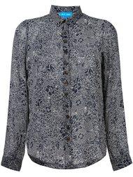 рубашка с цветочным принтом  'Evelyn' Mih Jeans