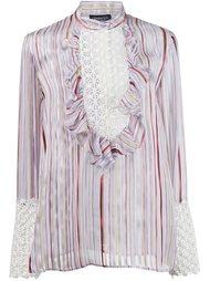 блузка в полоску Giambattista Valli
