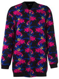 foliage knit cardi-coat Gig