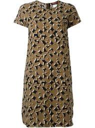 платье с геометрическим принтом  Max Mara Studio