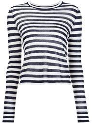 блузка в полоску Jenni Kayne