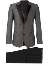 костюм с вышивкой Dolce & Gabbana