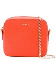 сумка на плечо с цепочной лямкой Furla