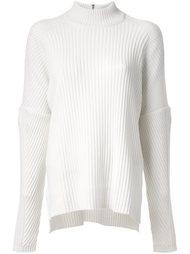 свитер с высокой горловиной Muveil