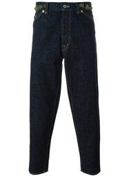 укороченные джинсы свободного кроя Ganryu Comme Des Garcons