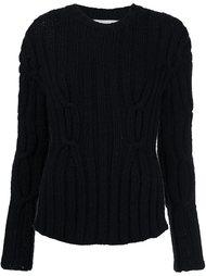свитер с круглым вырезом  Spencer Vladimir