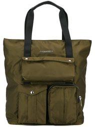 сумка-тоут 'Utilitary' Dsquared2