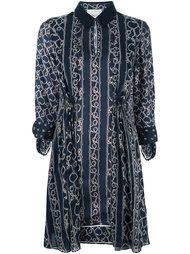 атласное платье с узором 3.1 Phillip Lim