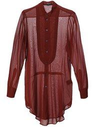 длинная рубашка  Ann Demeulemeester