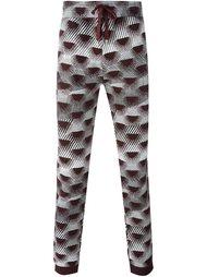 спортивные брюки 'Nagai Star' Kenzo