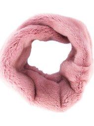 меховой шарф-хомут Ermanno Scervino