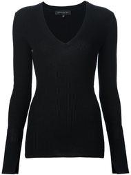 свитер c V-образным вырезом  Barbara Bui