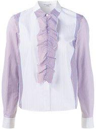 рубашка с рюшами Sonia Rykiel
