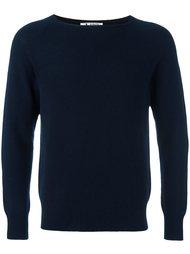 свитер с вырезом-лодочка Barena