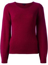 свитер с глубоким вырезом  Etro