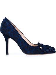 туфли с леопардовым принтом  Jérôme Dreyfuss