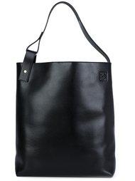 сумка-тоут асимметричного кроя  Loewe
