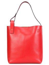 сумка-тоут с логотипом  Loewe