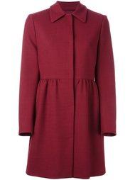пальто с классическим воротником Red Valentino