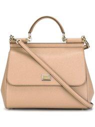 большая сумка-тоут 'Sicily' Dolce & Gabbana
