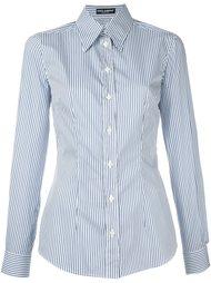 рубашка в мелкую полоску  Dolce & Gabbana