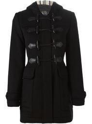 пальто-дафлкот Burberry Brit