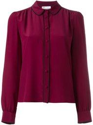 рубашка с воротником 'Питер Пэн' Red Valentino