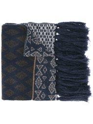 шарф с геометрическим принтом Etro