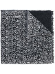 шарф  с принтом пейсли   Forte Forte