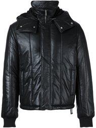 стеганая кожаная куртка McQ Alexander McQueen