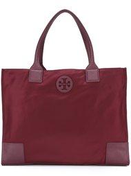 сумка-шопер с логотипом  Tory Burch
