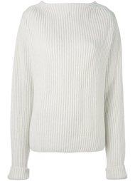 свитер в рубчик  Forte Forte