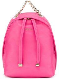 маленький рюкзак с цепочной деталью Furla