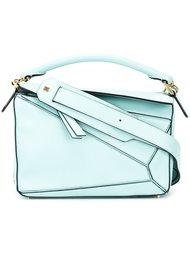 асимметричная сумка через плечо Loewe