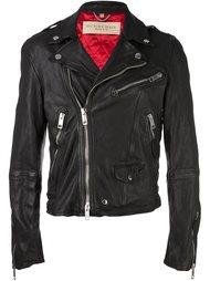 байкерская куртка Burberry Brit